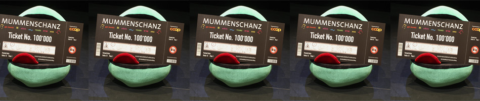 1 Mummenschanz 100000 Tickets